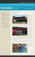 Ryedale Swimming Club Website by weyforth