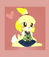 Isabelle by pinkfrilly