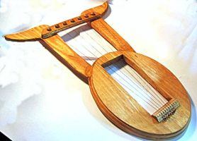 Roman Lyre by ClockCollector