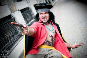 One Piece - Blackbeard by LiquidCocaine-Photos