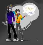 A joint thing. by Vouloir-chan