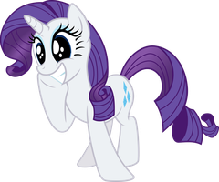 Rarity #2 by VaderPL