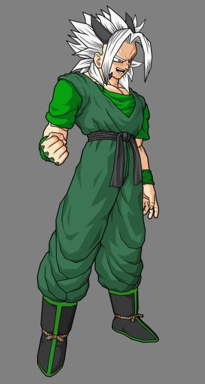 Personnages dbz inventés Zaiko__another_version_by_alessandelpho