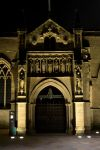 Leicester Cathedral Door by BlueshinePhotography