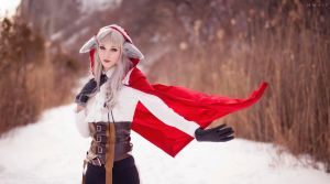 I-I want to help too!! Fire Emblem Conquest (2) by kazeplay