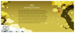 Wedding Invitation by thomasdian