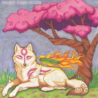 Marker Okami by Crazdude