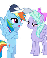 Flitter and Rainbow Dash by Fluttershy-12