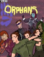 Orphans Comics 1 of 6 by Heroid