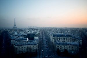 Paris iii by riskonelook