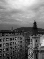Prague's roofs I by r3akc3