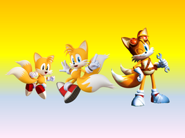 Miles Tails Prower Generations by 9029561