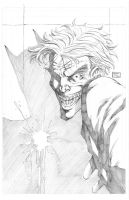 Joker for DrawLAAHHH by SheldonGoh