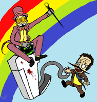SUPERJAIL by Zincwolf