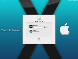 Mac os x Logon XP by makoy00