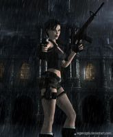 Lara Croft 05 by legendg85