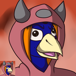 Hoenn Icon - Manly Peacock by DannyAzazel