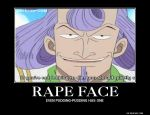 Rape Face by Derpzumi
