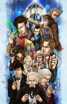 DR. WHO Group by hyperbooster