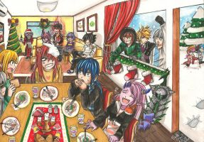 GC - Merry Christmas 2011 by Miimiya