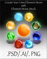 Stock_Element Stone by Tsitra360