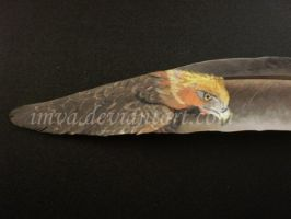 Eagle Feather by Imva