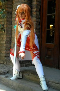 Asuna strikes back 2 by FreiaLamperouge