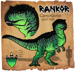 Rankor Refsheet by Alphares