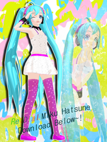 Re:Dial Miku ver_1.1 UPDATE by KamaNoTenshi