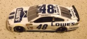 2014 Jimmie Johnson #48 Lowe's Chevy SS car by Chenglor55