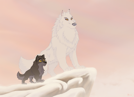 Balto: we are one +VIDEO by EmberWolfsArt