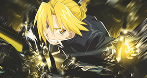 Fullmetal Alchemist Sig by GreenMotion