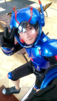 Hiro Hamada Cosplay - Flight Suit - Big Hero 6 by liui-aquino
