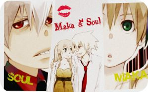Maka y  Soul of Soul Eater by ssf04