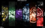 Abstract wallpaper pack by t1na