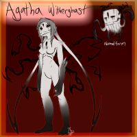 Agatha The Witherghast by Herobrineing