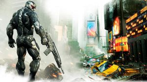Crysis 2 wallpaper FullHD by legendasfp