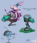 Easter Turret concept by Svetlio3d