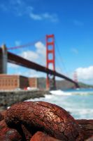 Golden Gate by myxiedoo
