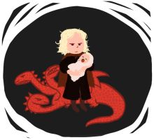 aSoIaF The Last Targaryens by jubah