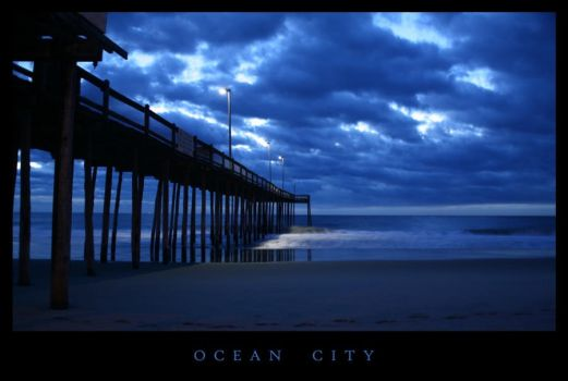 Ocean City Blues by ChenLiTao