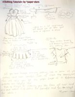 paper-stars' Clothing Tutorial by paper-stars