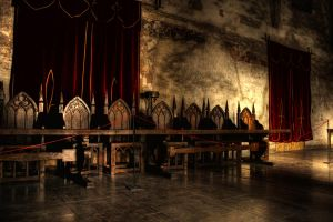 the throne room by kinguik