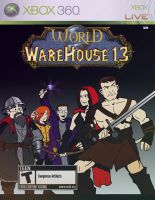 World of Warehouse 13 by ComickerGirl