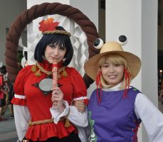Anime Expo 2012 : Faces of Cosplay_816 by JuniorAfro