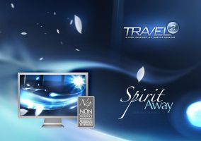 TRAVEL2  SPIRIT AWAY by petercui