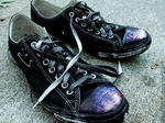 Old Converse by ExEffect