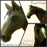 Schleich Etched - Horse by EnyaHorses