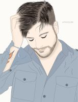Anthony Green by brokensuicide