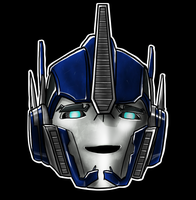 Optimus Prime/ Orion Helm by Laserbot